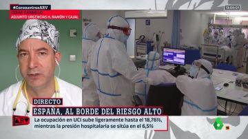 El doctor César Carballo, en Al Rojo Vivo