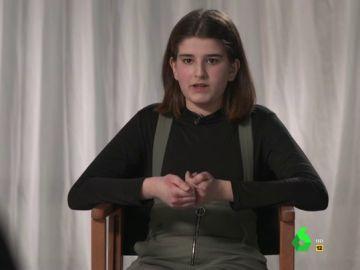 """La reflexión de una niña transexual sobre la falta de información: """"Sigo siendo una persona, tengo dos piernas y dos brazos"""""""