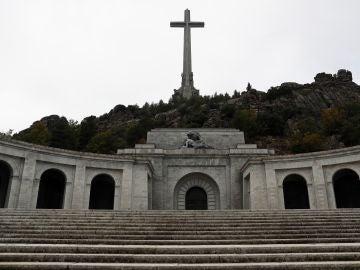 Vista del Valle de los Caídos