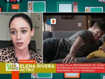 'Alba', la nueva serie protagonizada por Elena Rivera que pone rostro a la lacra de las violaciones
