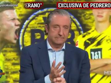 Pedrerol desvela que el Real Madrid quiere fichar a Mbappé, Haaland y Alaba este verano