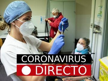 Vacuna COVID-19 | Restricciones en Semana Santa, vacunación con AstraZeneca y medidas en España, en directo