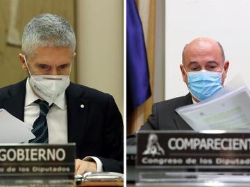 El Juez obligará a Fernando Grande-Marlaska a restituir al coronel de la Guardia Civil Diego Pérez de los Cobos