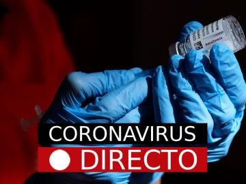 Imagen de una vacuna de Astrazeneca contra el COVID-19