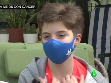 Dona su melena para los niños con cáncer: el emotivo gesto de Laura, de 11 años