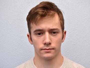 Benjamin Hannam, el policía detenido