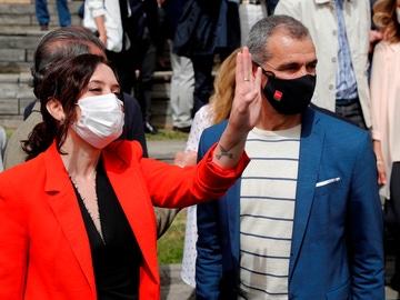 El PSOE impugna la candidatura de Ayuso a las elecciones de Madrid al incluir a Toni Cantó sin estar empadronado en Madrid