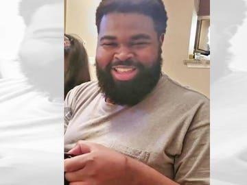 Marvin Scott III, en una imagen facilitada por la familia a NBC