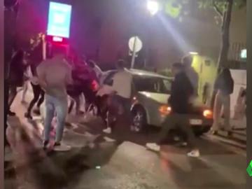 La policía investiga una brutal pelea entre dos jóvenes en Jaén al cierre de los bares por el toque de queda