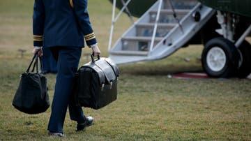El maletín nuclear de Estados Unidos