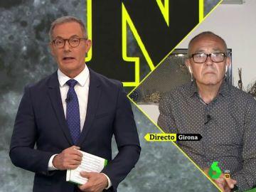 """Joan Coscubiela: """"Me preocupa que crezca una nueva variante del fascismo: el nacionalpopulismo de extrema derecha"""""""