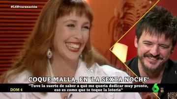 """""""Me está dando una vergüenza espantosa"""": Coque Malla se sonroja al rememorar lo que le dijo a Verónica Forqué en 1992"""