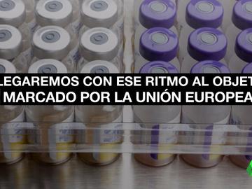 Sí, España puede acelerar el ritmo de vacunación en las próximas semanas: estos son los cambios que podrían darse