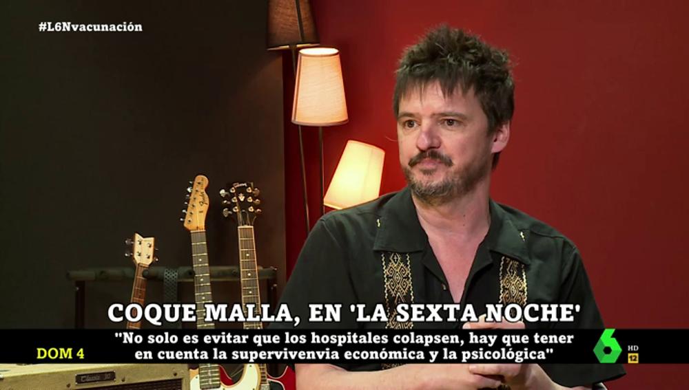 """Coque Malla vuelve a rechazar el ingreso en prisión de Pablo Hasél: """"El beneficio de una libertad de expresión sin límites es mayor que el perjuicio"""""""