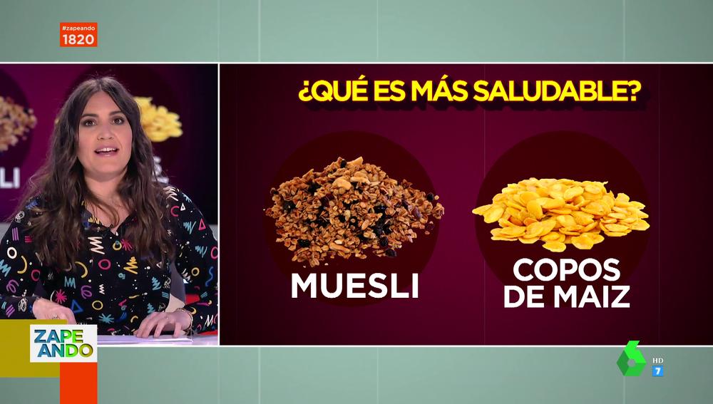 Toda la verdad sobre el muesli: Boticaria García te explica cómo diferenciar los buenos en el supermercado