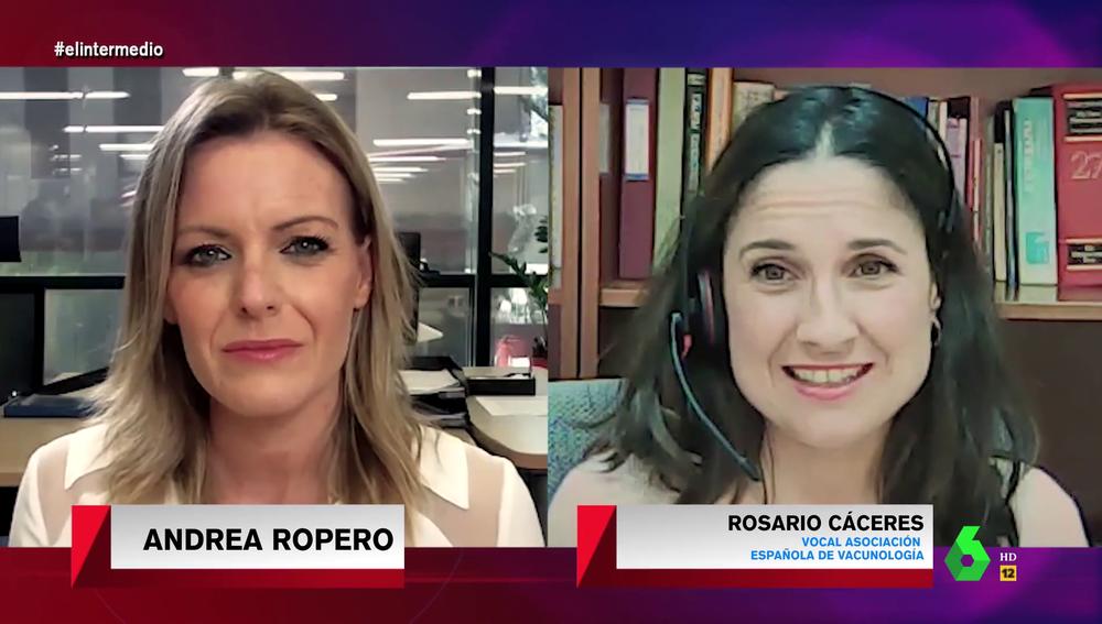 Una experta en vacunología advierte sobre el problema de España