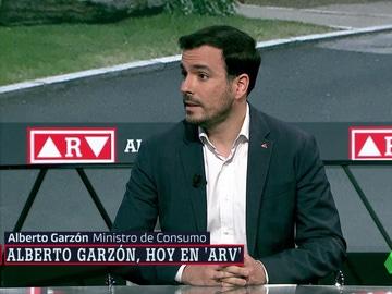 Alberto Garzón, en Al Rojo Vivo