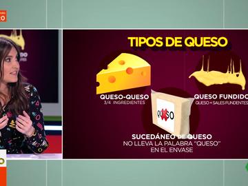 """Boticaria García desvela cuál es el queso que no debes tocar """"ni con un palo"""""""