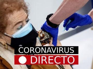 Vacunación en España por COVID-19 | Incidencia, casos, datos, medidas y noticias de última hora