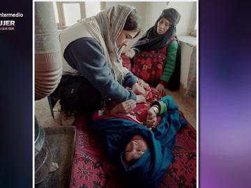 """Dedicarse a la ayuda humanitaria en países donde la mujer es """"invisible"""": """""""