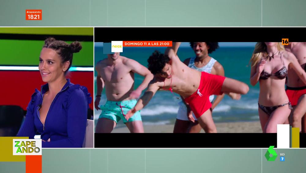 """Cristina Pedroche anticipa detalles del estreno de Love Island: """"Los chicos y las chicas son muy jugosos"""""""