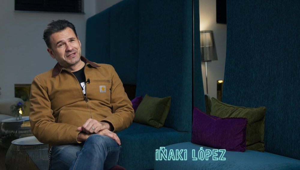"""La bonita reflexión de Iñaki López sobre Camela: """"Hasta rockeros incorregibles como yo, caen rendidos a sus pies"""""""