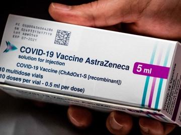 Vacuna del coronavirus desarrollada por AstraZeneca