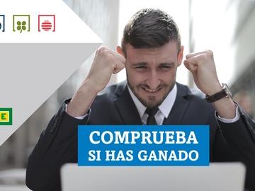 Comprueba Cupón Diario de la ONCE, Bonoloto, Triplex y Super ONCE de hoy miércoles 24 de marzo de 2021