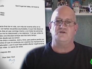 """Una víctima de pederastia tras recibir una carta del sacerdote abusador: """"Es como si me hubieran abusado de nuevo"""""""