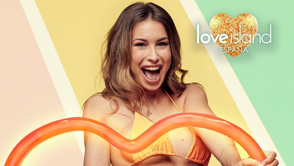 Celia, concursante de Love Island España