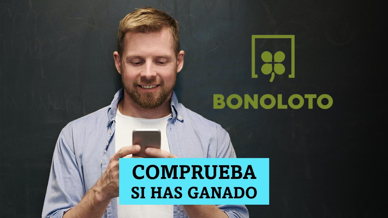 Resultado del sorteo de Bonoloto del miércoles, 7 de abril de 2021