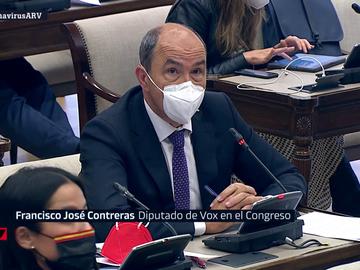 """Francisco José Contreras (Vox): """"Si se calienta un poco el planeta, se reducirán las muertes por frío"""""""