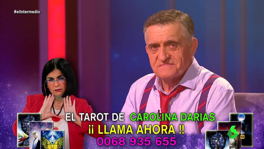 El tarot de Carolina Darias