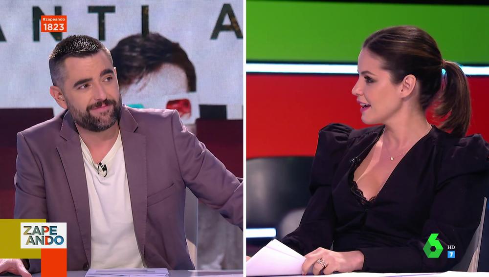 """Dani Mateo se moja al hablar de su comentada tensión sexual con Marta Torné: """"Lo nuestro viene de lejos"""""""