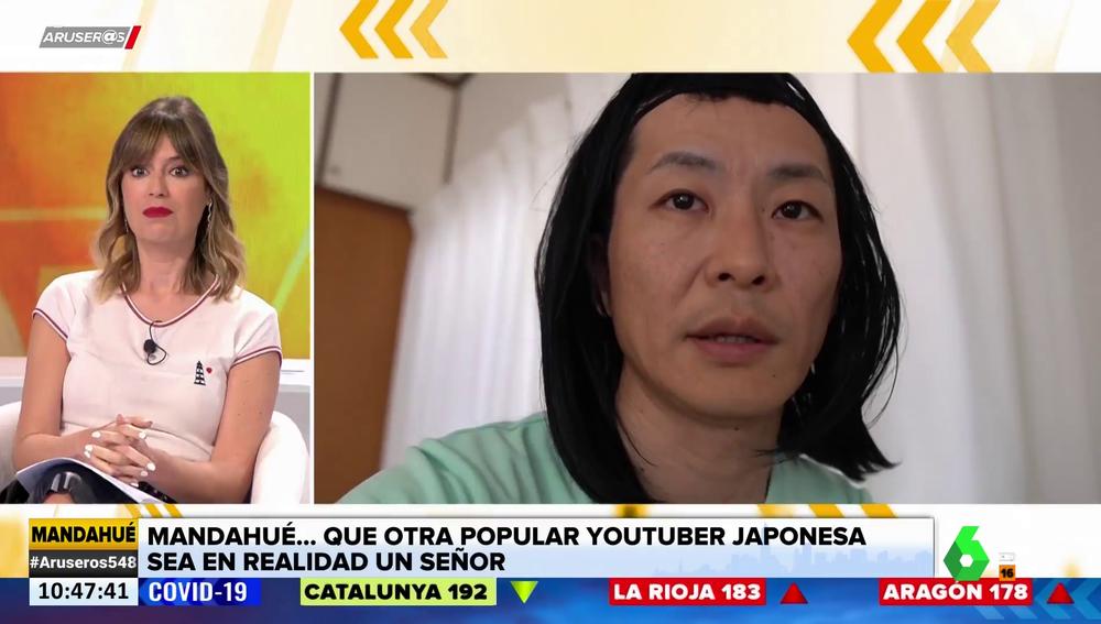 Una popular 'youtuber' japonesa descubre ante sus seguidores que es un hombre
