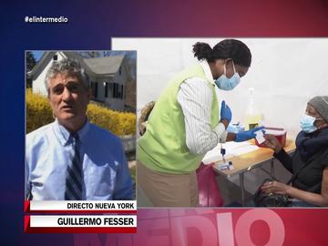 El Intermedio (08-04-21) Guillermo Fesser explica cómo el exitoso plan de vacunación en EEUU ha mejorado su economía