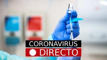 Vacuna COVID-19 en España| Incidencia, casos, datos, medidas y noticias de última hora