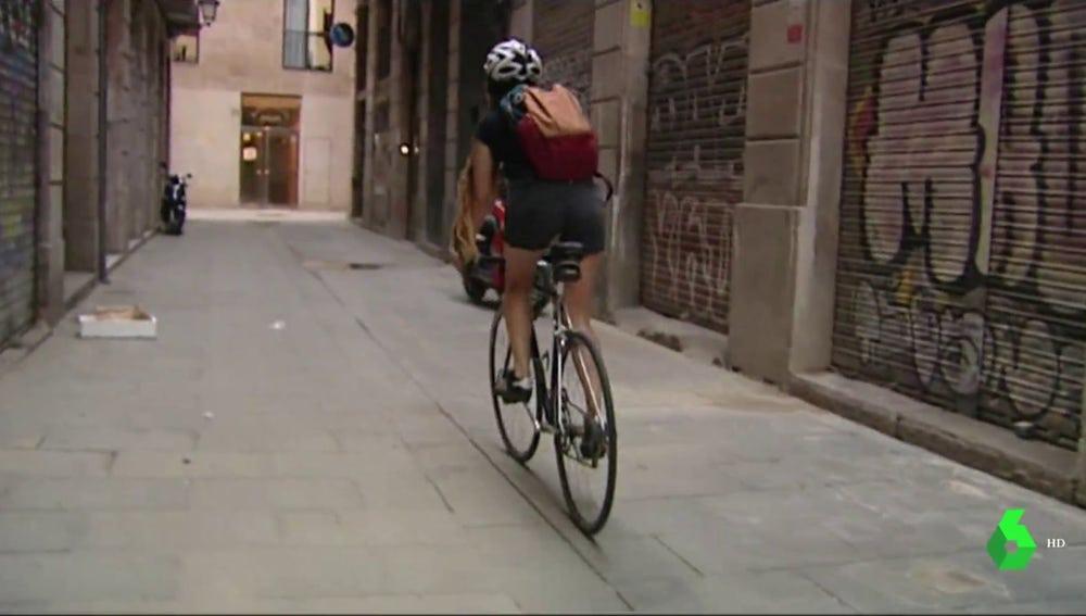 Las riders denuncian el acoso sexual que sufren