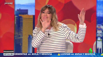 María Moya confiesa su mayor locura como fan de los Backstreet Boys