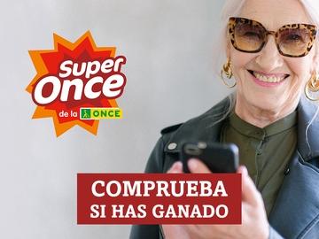 Resultados de los sorteos del Super ONCE del domingo, 11 de abril de 2021