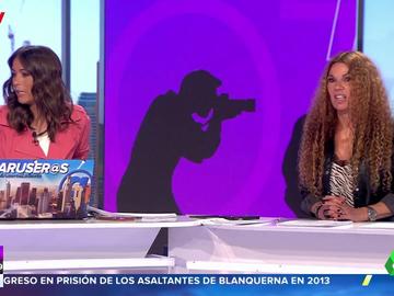 """El 'rifirrafe' entre Angie Cárdenas y Patricia Benítez en Aruser@s: """"Me pone a parir"""""""