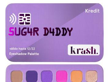 """Retiran la paleta de sombras 'Sugar Daddy' tras las acusaciones de """"blanquear la prostitución"""""""