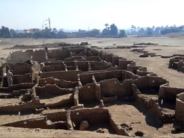 Los secretos que esconde la ciudad perdida de Luxor