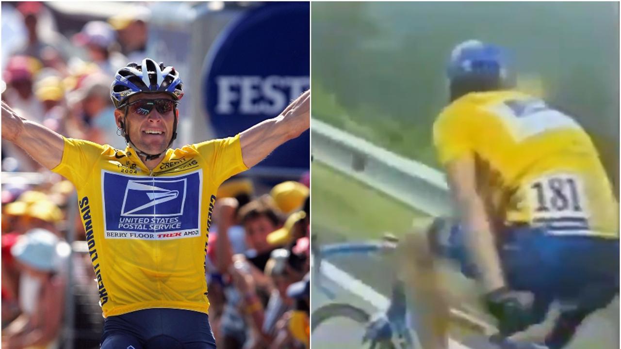 Lance Armstrong podría haber usado motores en el Tour