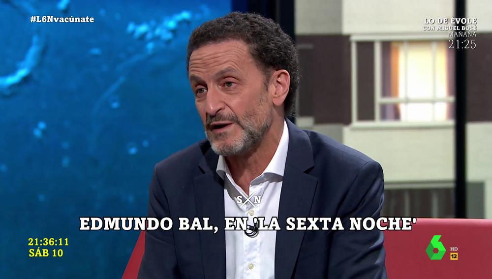 Edmundo Bal en laSexta Noche