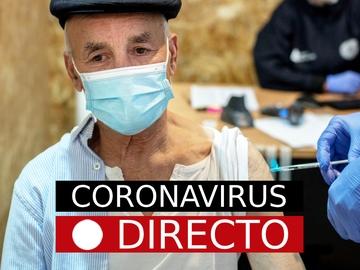 La última hora de la pandemia de coronavirus, en directo en laSexta