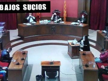 Juicio a la manada de Sabadell