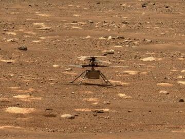 Horario y dónde ver el vuelo del Ingenuity, la primera aeronave que volará en Marte