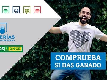Comprobar sorteos de la ONCE y Lotería de hoy, lunes 12 de abril de 2021