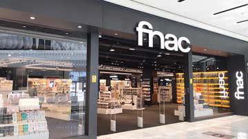 Imagen de archivo de una tienda FNAC